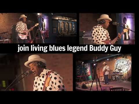 Skin Deep Song Across America featuring Buddy Guy  Coming February 2, 2018  Playing For Change