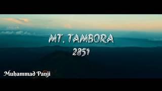 MT. TAMBORA, DOMPU, NUSA TENGGARA BARAT, INDONESIA ~MUHAMMAD PANJI