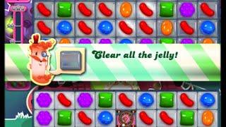 Candy Crush Saga Level 1510 walkthrough (no boosters)