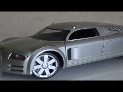 Масштабная модель Audi Rosemeyer 1/18