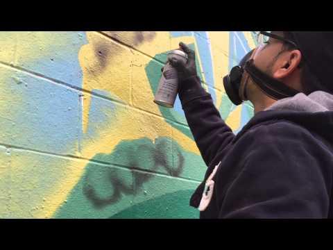 Best graffiti art worldwide