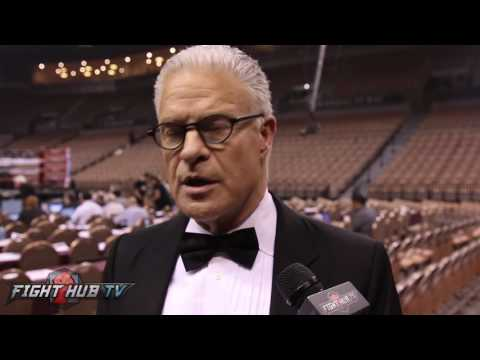 "Jim Lampley on Ward low blows ""Kovalev was already a beaten fighter at that point"""