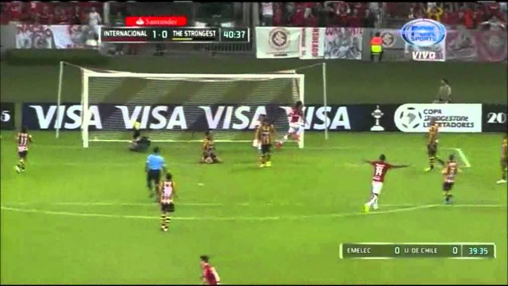 Футбол интернасионал стронгест