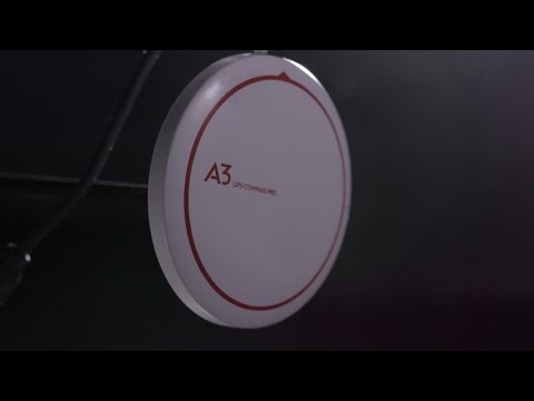 DJI - A3 by DJI Japan on YouTube