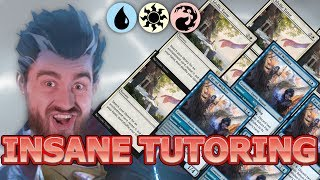 Choose the PERFECT ENDGAME! Raal Tutor Copying Standard MTG Arena