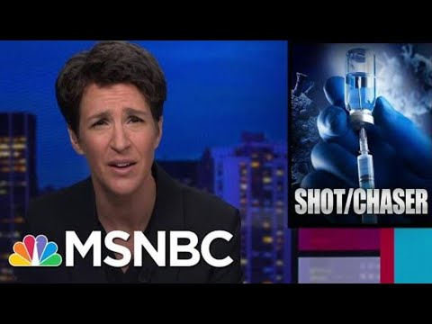 Trump Kept January Vaccination A Secret; Let Supporters Go Astray On Covid Science | Rachel Maddow