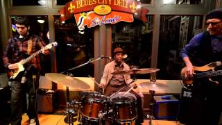 Soulard Blues Band at the Blues City Deli - I Really Love You / Cold Sweat / I