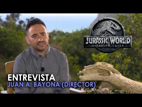 Entrevista: Juan Antonio Bayona (Director de: 'Jurassic World: El Reino Caído') Mp3