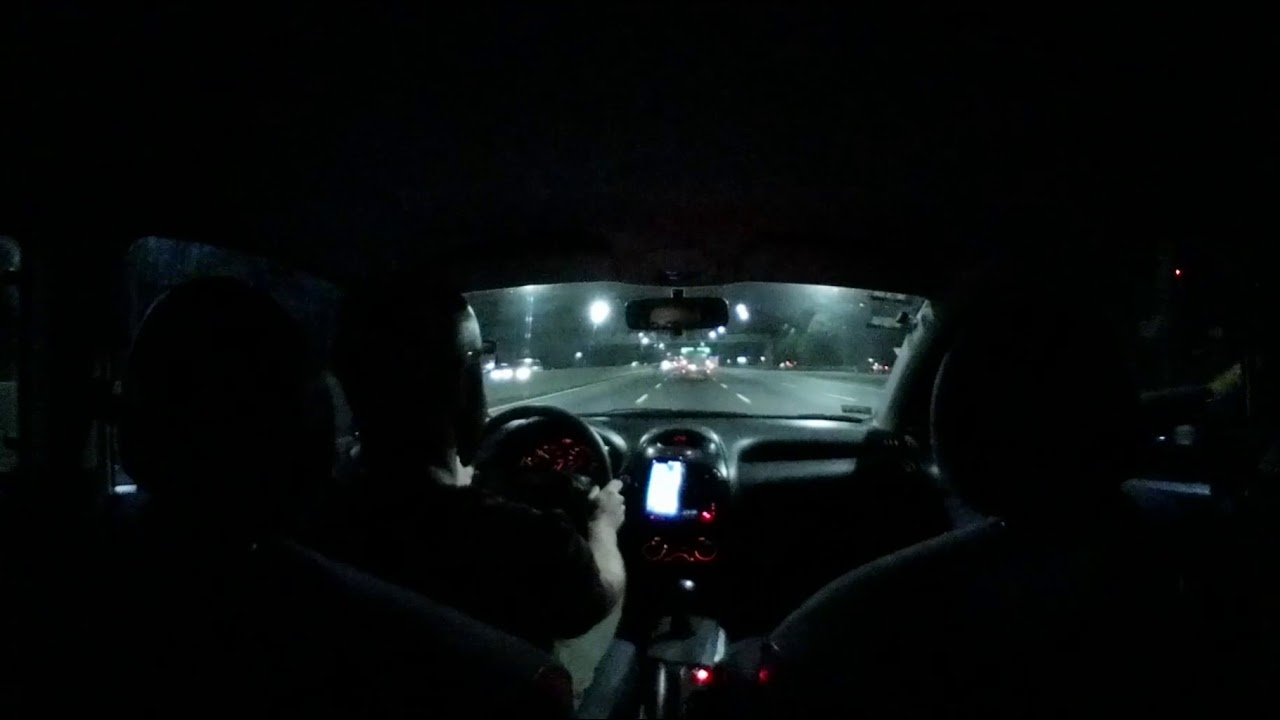 Buenos Aires Highway in 360º