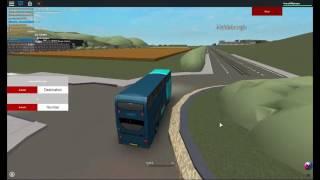 [ROBLOX] UK Bus Simulator-Fairmilestone To Maidsburgh