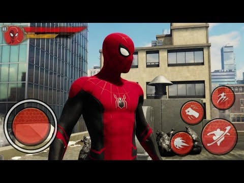 Download Now Marvel Spider Man Game For Android || Play Spider Man Game Mobile ||