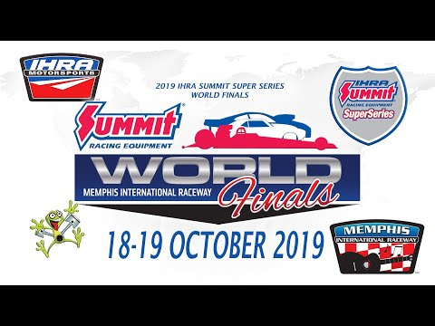 IHRA Summit Racing Equipment World Finals - Saturday