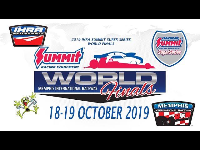 IHRA Summit Racing Equipment World Finals - Saturday