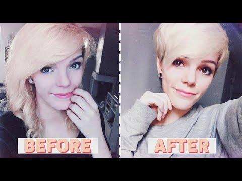 [VLOG / HAIR] : J'ai coupé tous mes cheveux ??