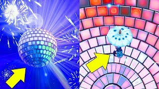 GETTING INSIDE THE DISCO BALL - NEW YEAR EVENT - Welcome to Fortnite in 2019!