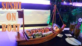 MALANG --- SUSHI ON BOAT (Nori Sushi Bar) | ellenmong