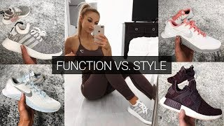BEST WORKOUT SHOES HAUL | Nike + Adidas + Converse