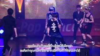 THAISUB BtoB - Lover Boy Arirang Radio K Pop Concert 130622