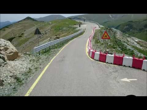 Romania - Transalpinia scenic road