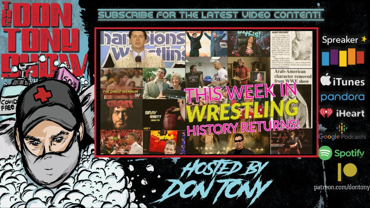 The Don Tony Show 7/10/20 SmackDown Recap, AEW NXT Qtr Ratings, Bar Fight Added To WWE Extreme Rules