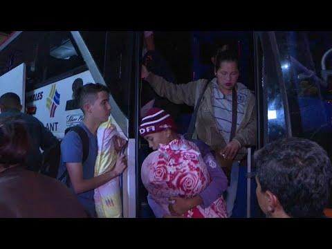 "Venezuela: exodus of migrants heading towards a ""crisis moment"""
