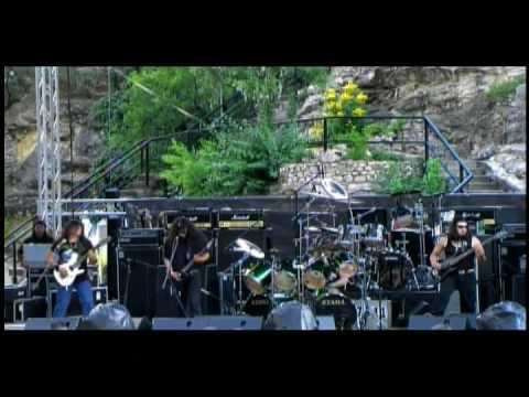 SA SANCTUARY - Culture Of Death live at sunken garden theater