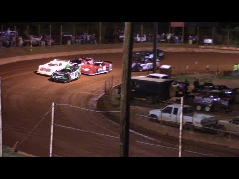 Winder Barrow Speedway Limited Late Model Feature Race 4/27/19