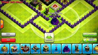 Clash of Clans   Town Hall 10 Trophy Base!