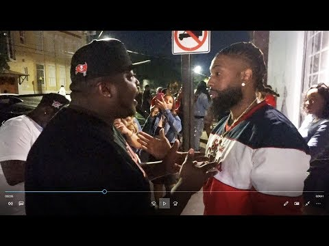 AYEVERB AND AVE ARGUMENT GOES FROM 0 TO 100 REAL QUICK,FOOTAGE BY NHB MILLZ