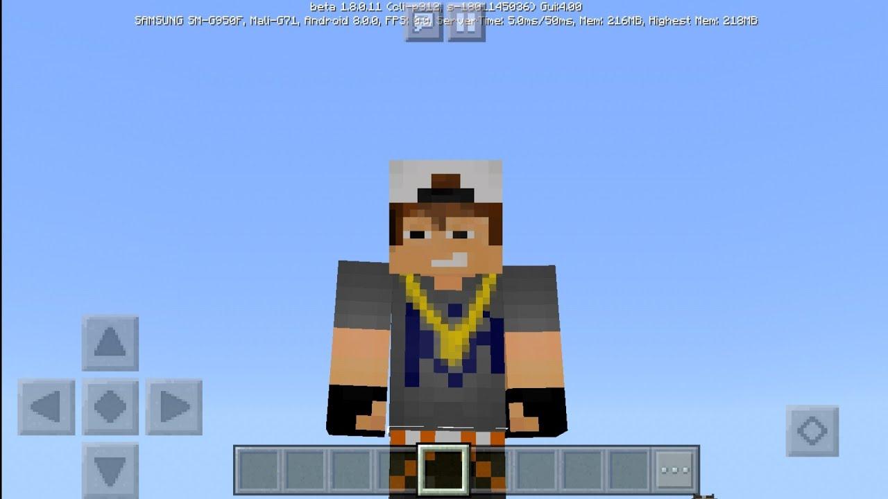 minecraft skin pe android