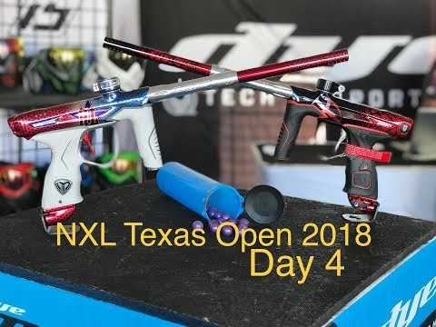 NXL Texas Open 2018 - Day 4
