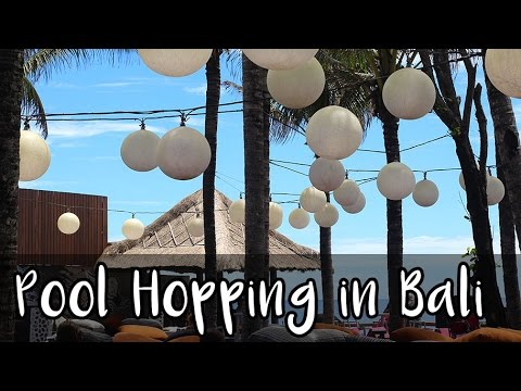 Pool Hopping in Kuta Bali's Best Beachside Hotels