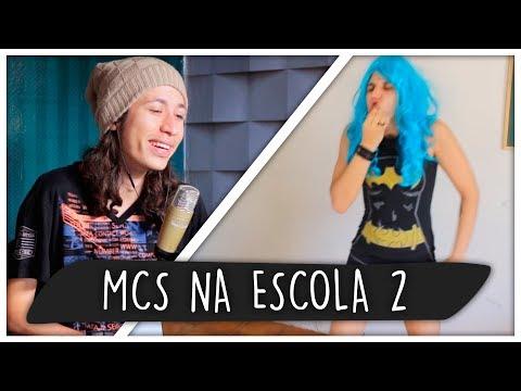 REACT MC'S NA ESCOLA 2 (Maneirando)
