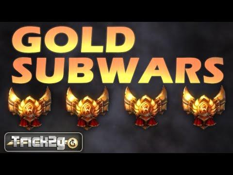 Crazy Gold Subwars RECAP