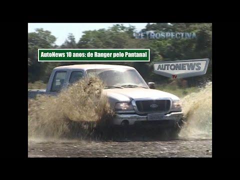 AutoNewsTV 10 Anos: Uma Viagem Pelo Pantanal