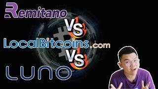 Remitano Vs Localbitcoins Vs Luno 哪个數字貨幣交易所最好用呢?【Leo Tan 里奧】