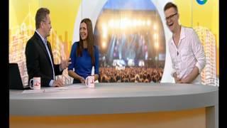 Гость эфира Андрей Шабаев-Маркин музыкант, вокалист группы