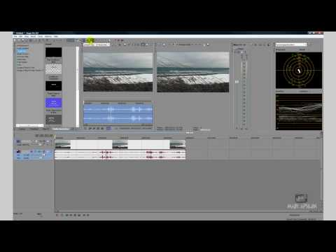 Video Tips & Tricks ep16: Sony Vegas Pro 9 Introduction Tutorial