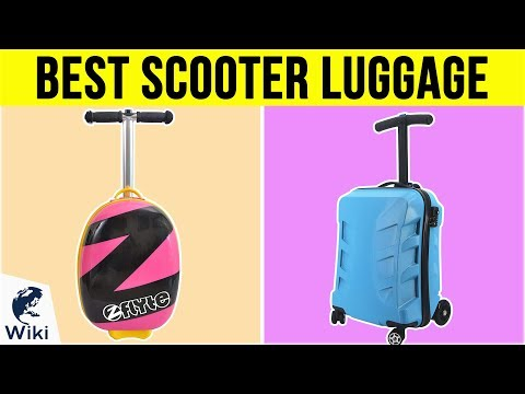 7 Best Scooter Luggage 2019