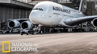 Суперсооружения: Аэробус A-380 (National Geographic)