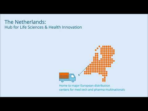 Holland International Distribution Council - Life Sciences and Health in The Netherlands