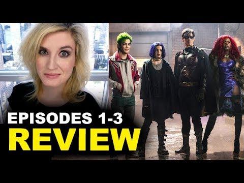 Titans 2018 Review