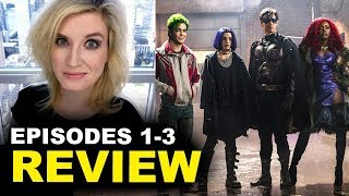 Titans 2018 Review