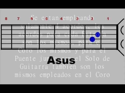Jesus mi fiel amigo tutorial acordes intermedios / guit ...