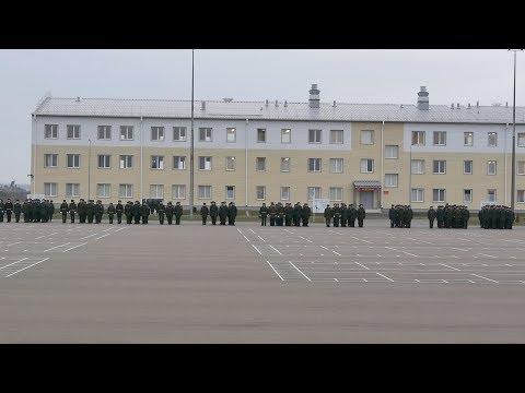 Кореновск.  День ПВО Сухопутных войск.