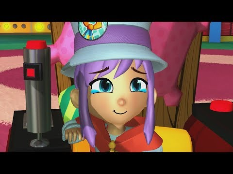 A HAT IN TIME Ending & Final Boss Fight