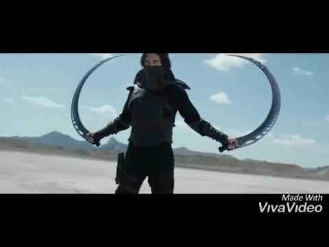 One My Way Versi Ninja Pedang Sabit