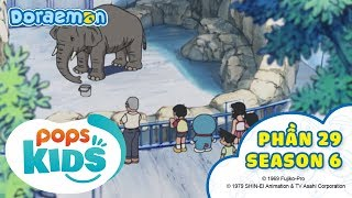 [S6] Tuyển Tập Hoạt Hình Doraemon - Phần 29 - Con Voi Và Người Bác, Doraemon Bị Bệnh Nặng