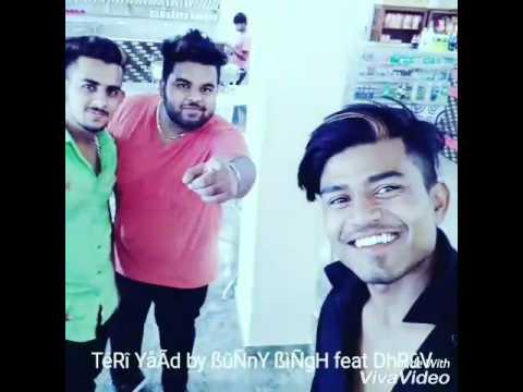 Teri Yaad    Sunny Singh . Dhruv Ft MAALIK(Maalikprod.) Trailer