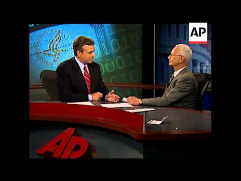 The AP's Larry Margasak talks with John Seigenthaler about how the federal government is contradicti